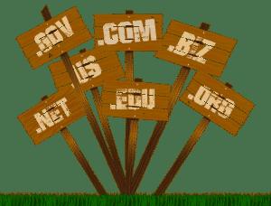 Domainnamen